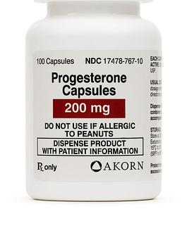 Prometrium / Progesterone