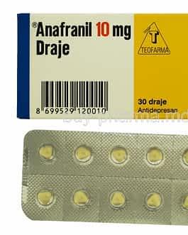 Anafranil / Clomipramine