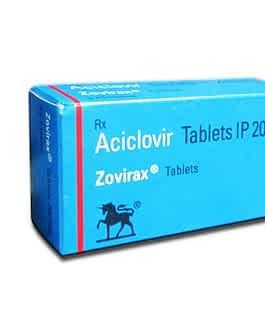 Zovirax / Acyclovir