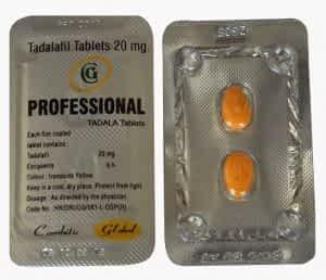 Cialis Professional / Tadalafil Professional