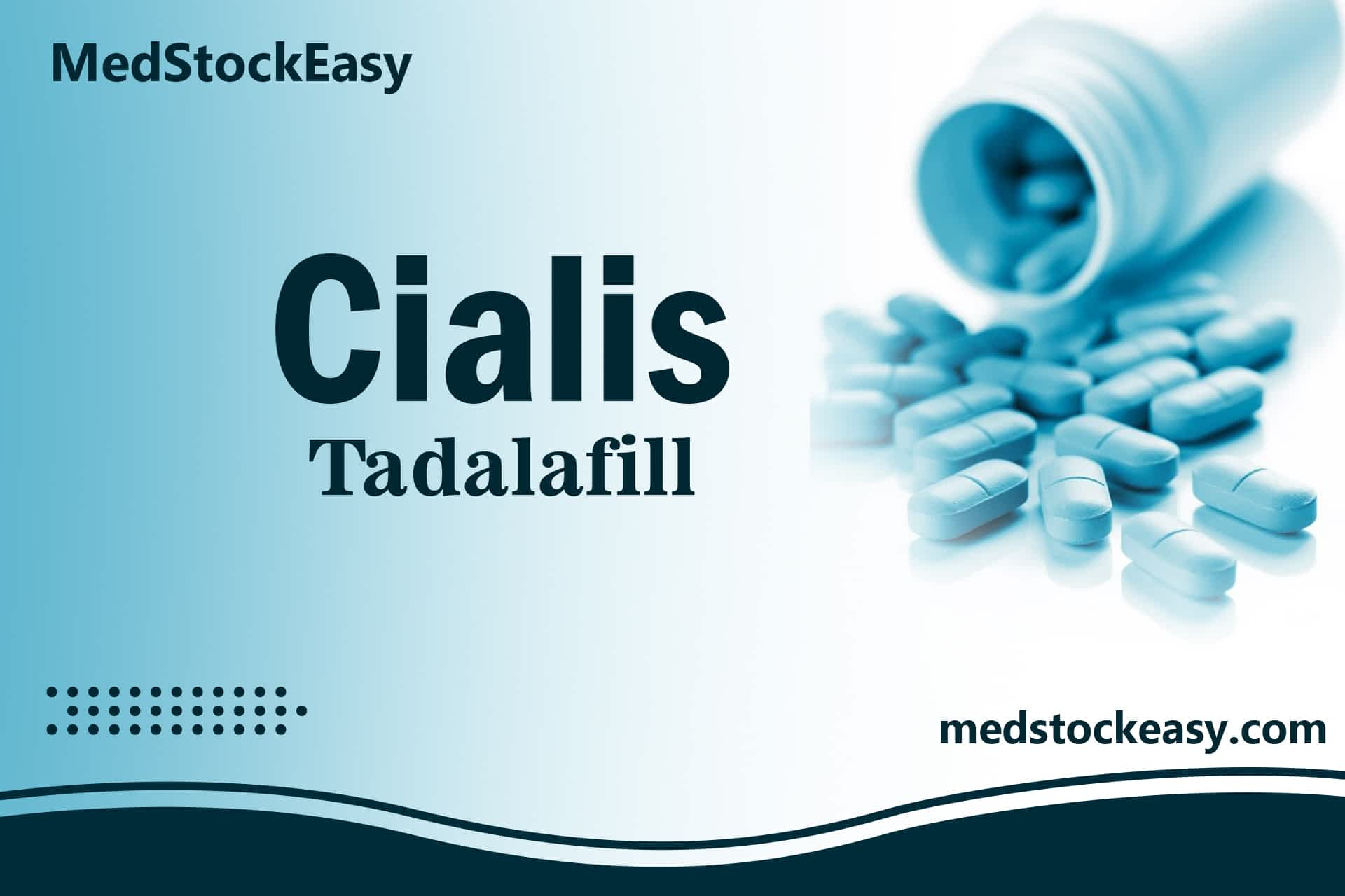 You are currently viewing Cialis: Everything you need to know